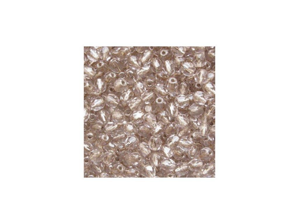 Korálky broušené - ohňovka 6 mm 00030/68106