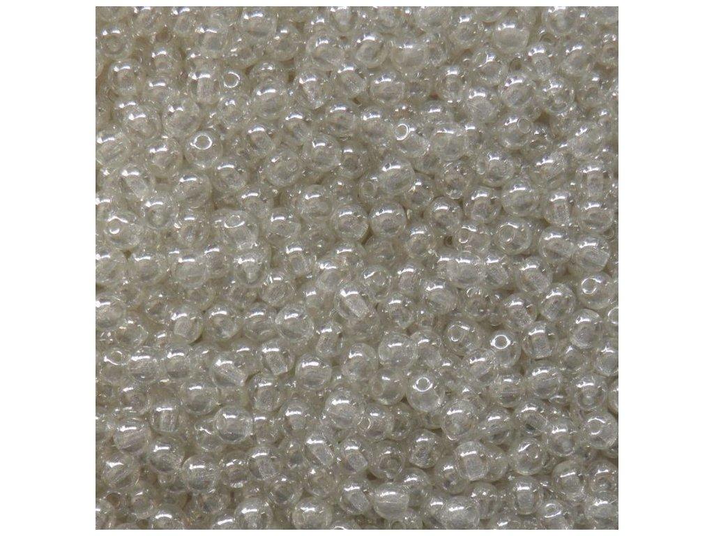 Korálky mačkané - kulička 4 mm - L00030 - 20 ks