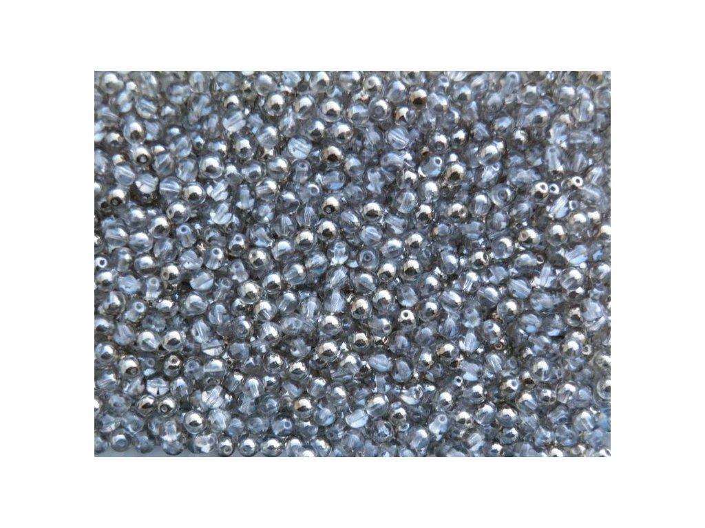 Korálky mačkané - kulička 3 mm - 00030/27001