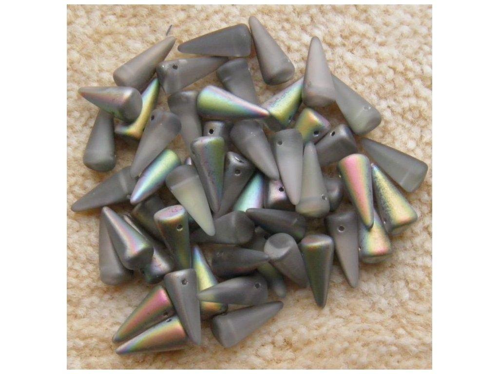 Korálky Spike Beads - trn 00030/28136 - 6 x 14 mm