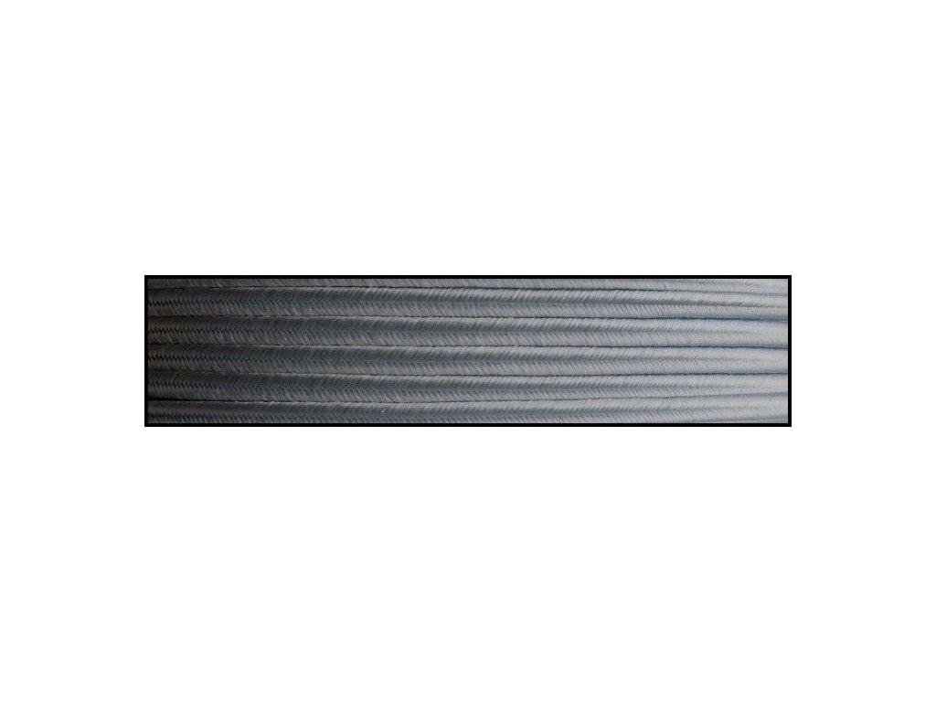 Sutaška 3 mm - č. 45 - šedá 4001