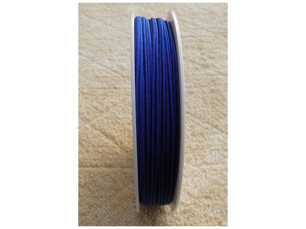 Sutaška 3 mm - č. 29 - tmavá modrá 4704