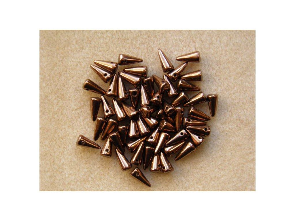Korálky Spike Beads - trn 23980/14415 - 5 mm x 10 mm