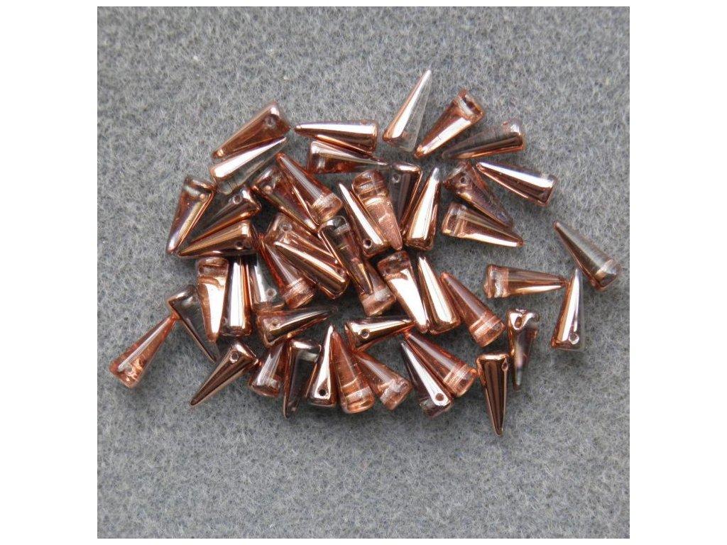 Korálky Spike Beads - trn 00030/27101 - 5 mm x 13 mm