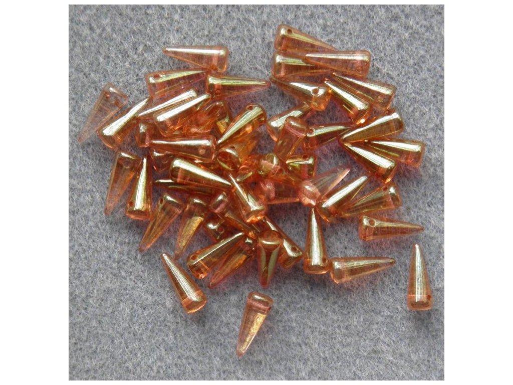 Korálky Spike Beads - trn 00030/14495 - 5 mm x 13 mm