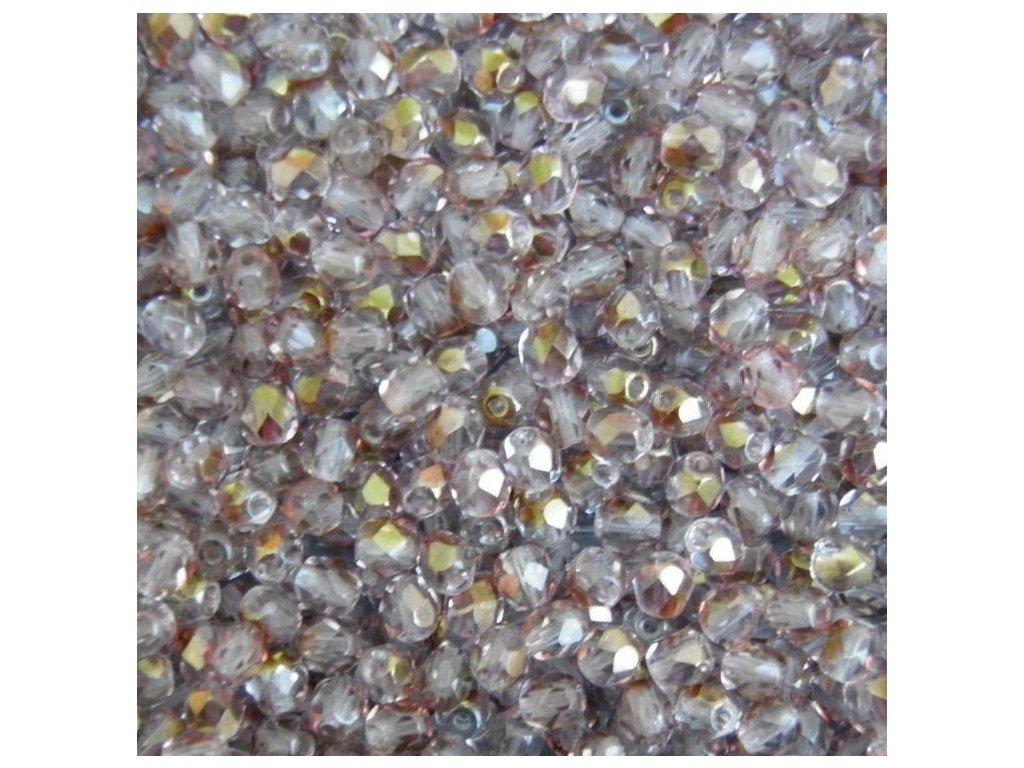 Korálky broušené - ohňovka 5 mm 00030/91002