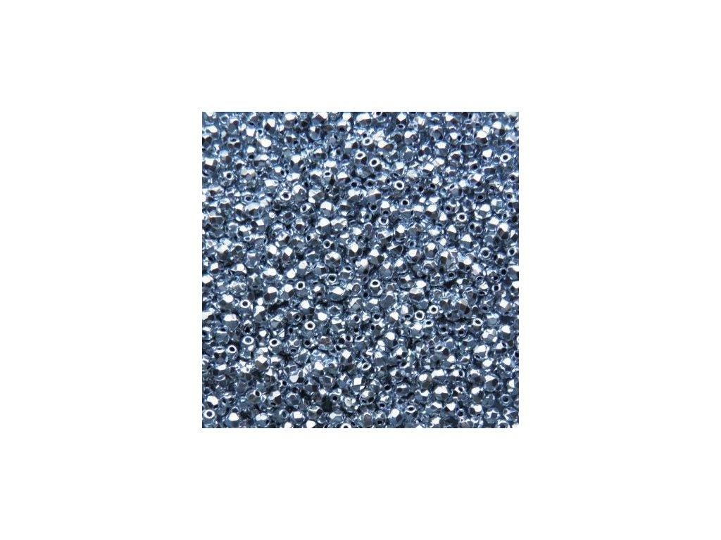 Korálky broušené - ohňovka 3 mm 00030/27000
