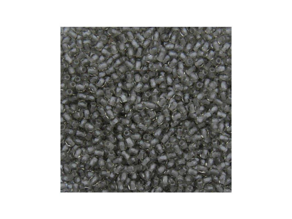 Korálky broušené - ohňovka 3 mm 40030/2