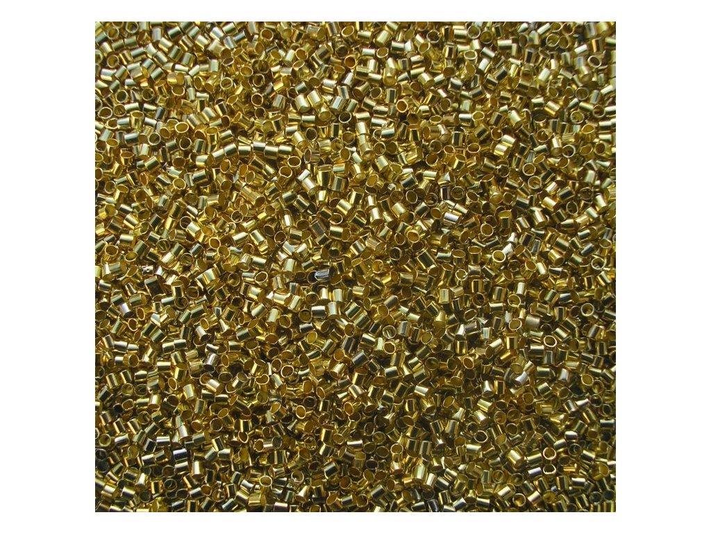 Zamačkávací rokajl - sekaný 1,5 zlatý