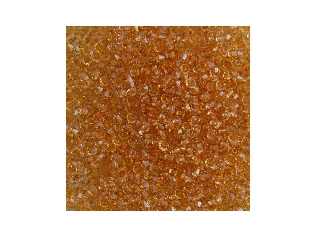 Korálky broušené - MC sluníčko 3 mm - 70140