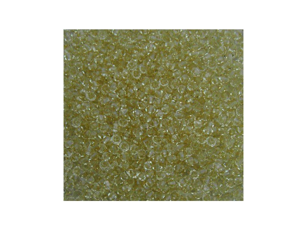 Korálky broušené - MC sluníčko 3 mm - 10020