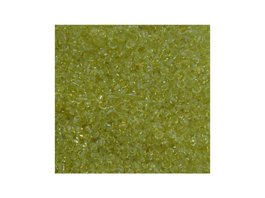 Korálky broušené - MC sluníčko 3 mm - 80100