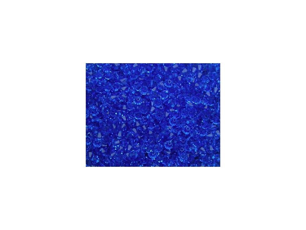 Korálky broušené - MC sluníčko 4 mm - 30070