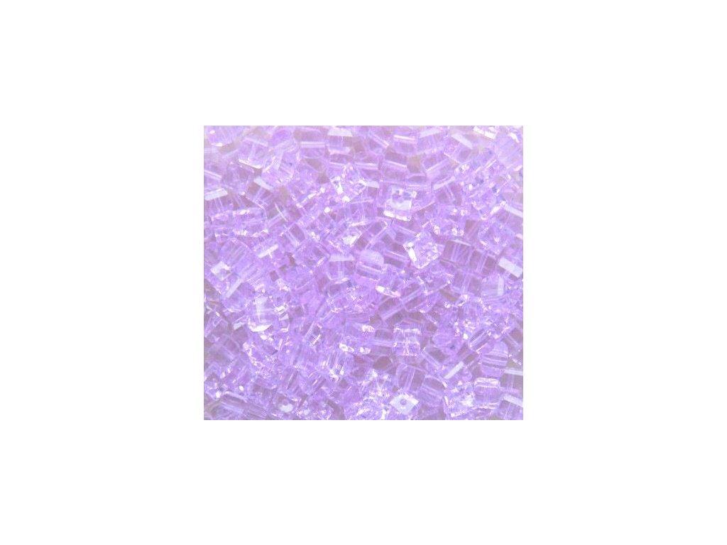 Korálky broušené - kostička 70230