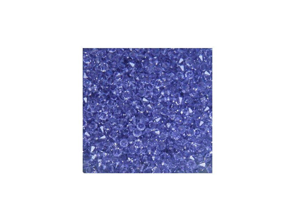 Korálky broušené - MC sluníčko 4 mm - 20500 - 20 ks