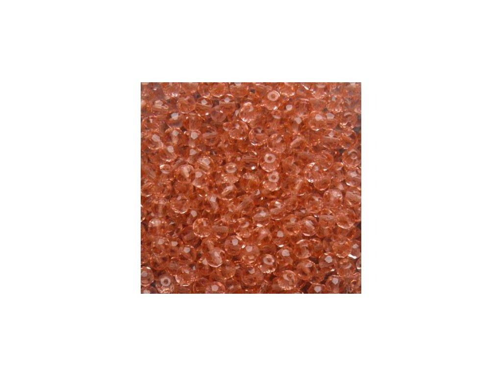 Korálky broušené - koblížek 70130