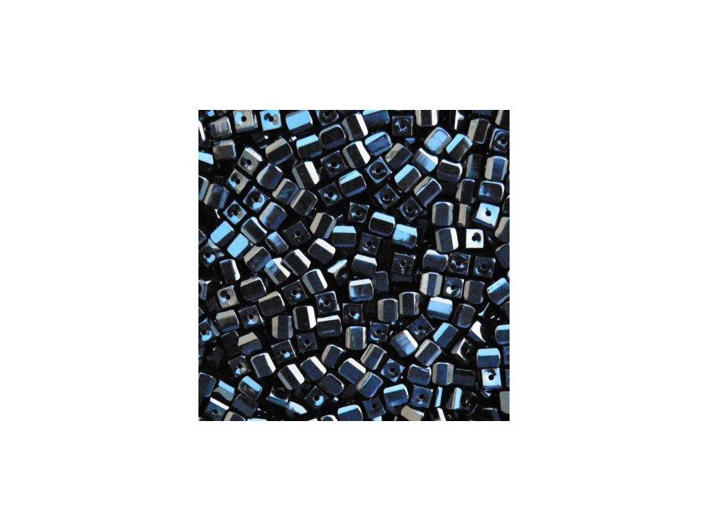 Korálky broušené - kostička 23980