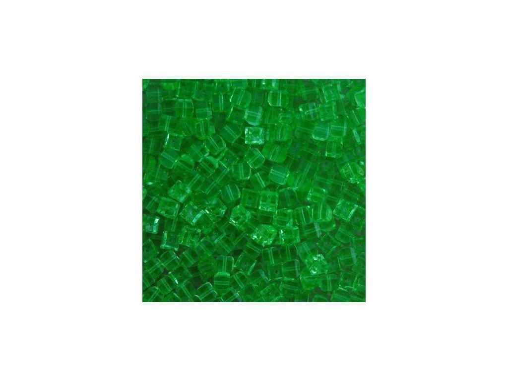 Korálky broušené - kostička 50800