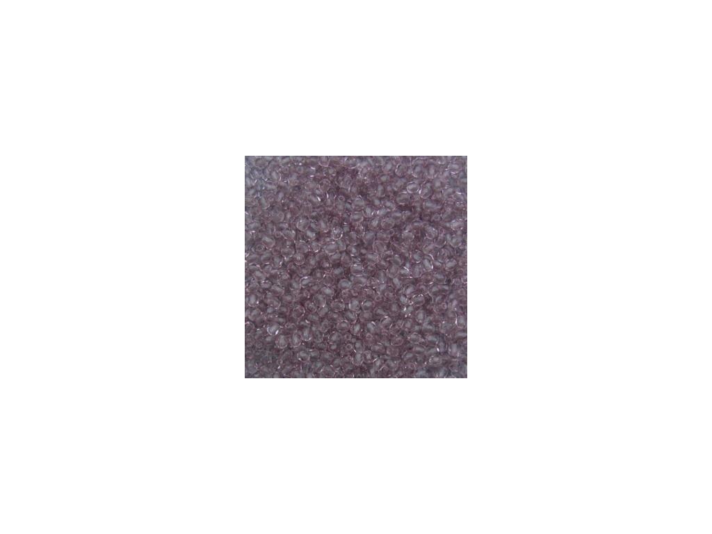 Korálky broušené - ohňovka 4 mm 20040