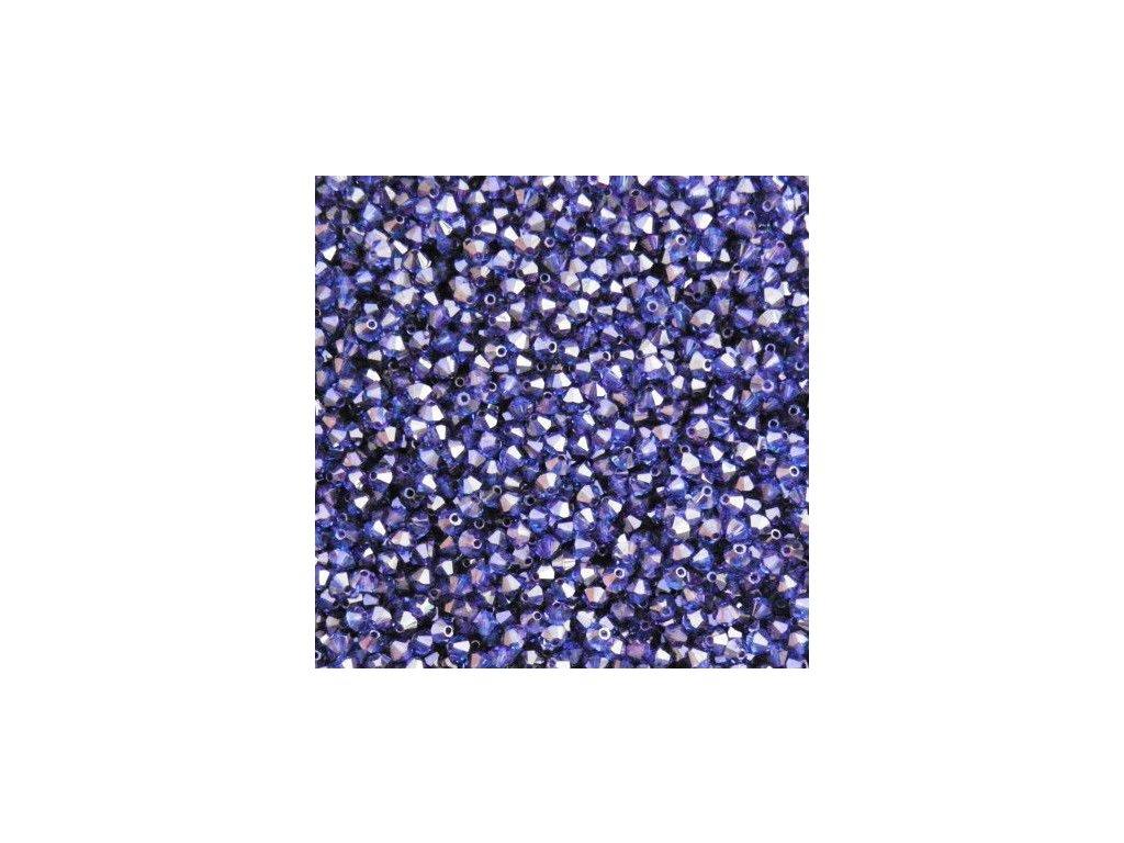 Korálky broušené - MC sluníčko 4 mm - 20050/28701 - 20 ks