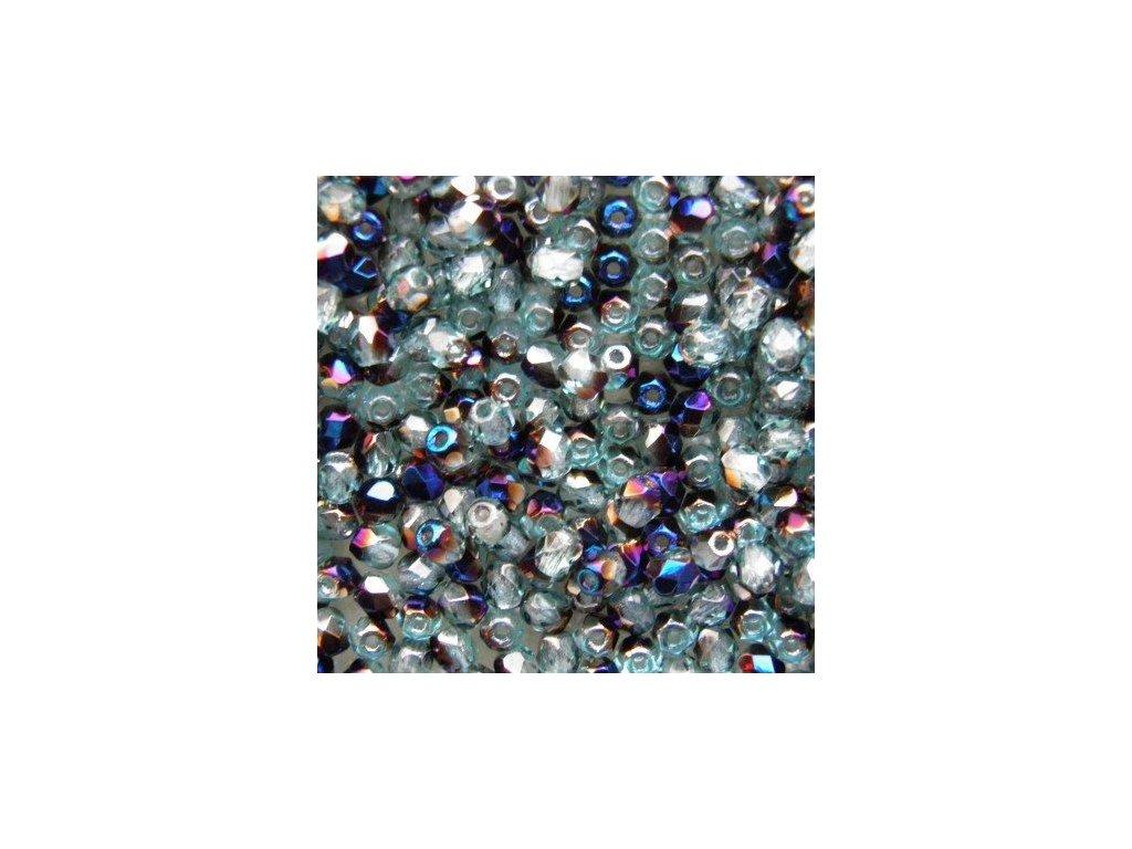 Korálky broušené - ohňovka 4 mm BR60010
