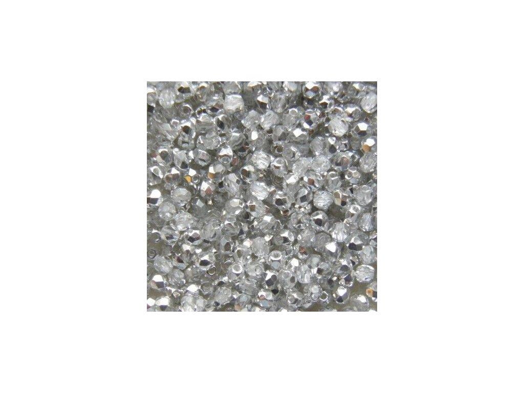 Korálky broušené - ohňovka 4 mm 00030/27001