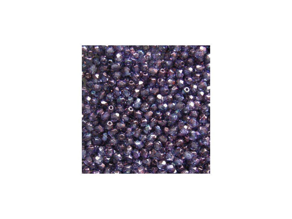 Korálky broušené - ohňovka 3 mm 00030/15726