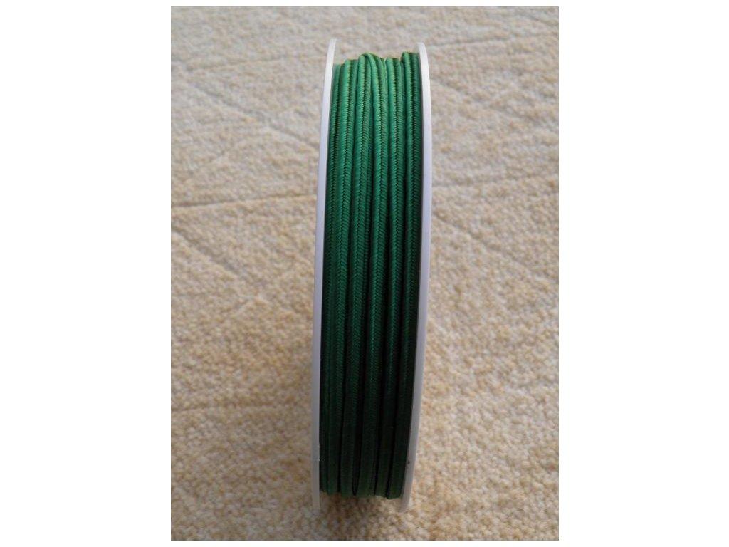 Sutaška 3 mm - č. 34 - zelená 4801