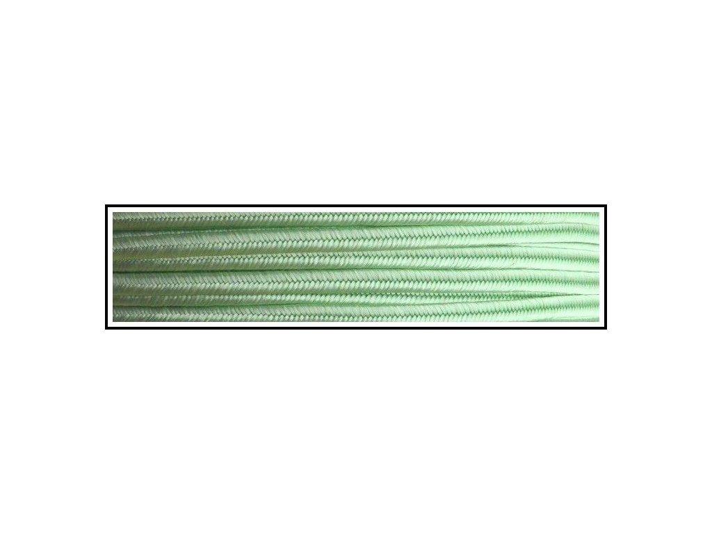 Sutaška 3 mm - č. 48 - světle zelená 1801