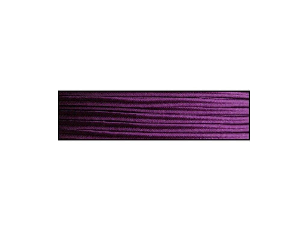 Sutaška 3 mm - č. 55 - fialová 4602