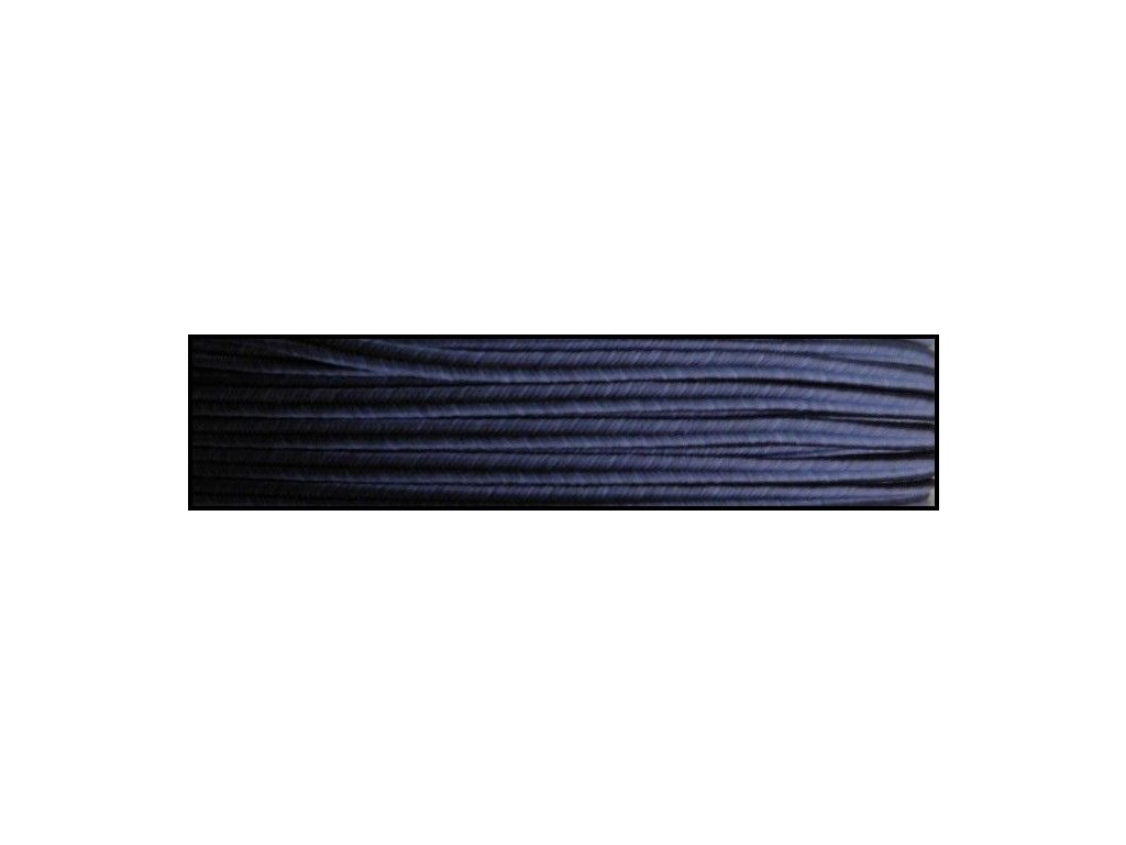Sutaška 3 mm - č. 56 - modro-šedá 4703