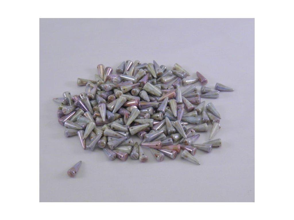 Korálky Spike Beads  - trn LN02010 - 5 x 13 mm