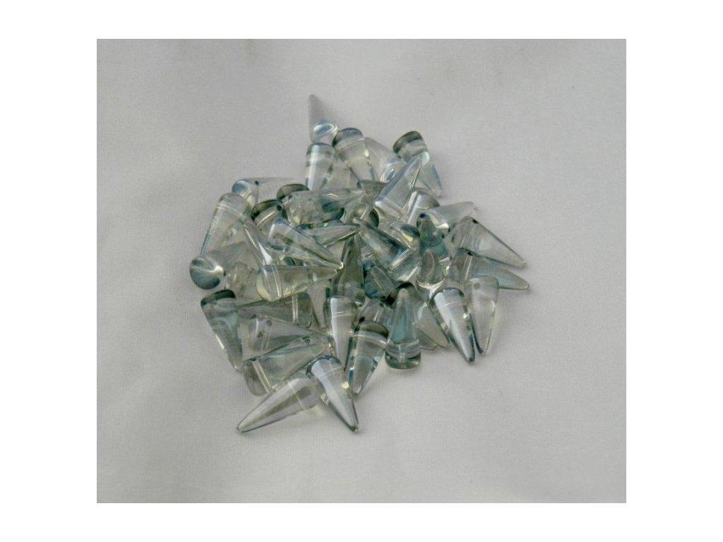 Korálky Spike Beads  - trn 00030/23701 - 6 x 14  mm
