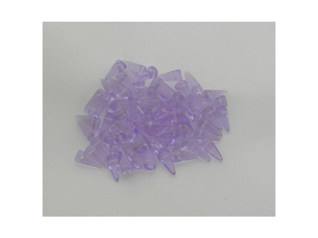 Korálky Spike Beads  - trn 20310 - 5 x 10  mm