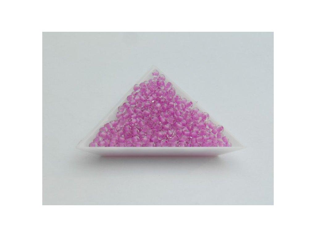 Korálky mačkané - rokajlové korálky 44826 - 6/0 (3,8 mm)