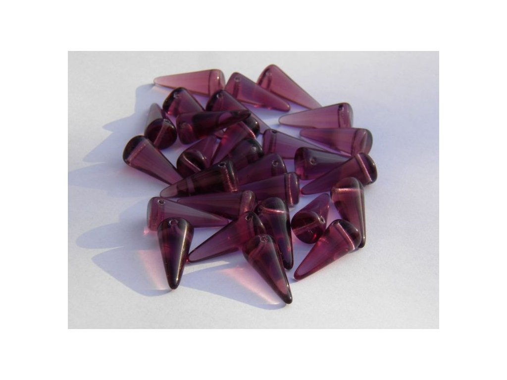 Korálky Spike Beads  - trn 20060 - 9 x 21  mm