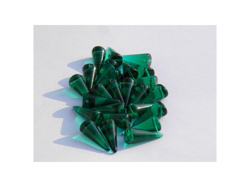 Korálky Spike Beads  - trn 50720 - 9 x 21  mm