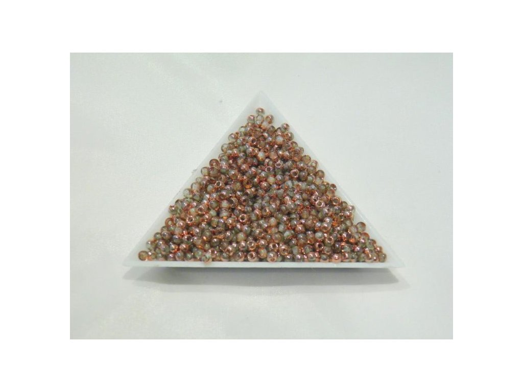 Korálky mačkané - rokajlové korálky 00030/27101 - 8/0 (3 mm)