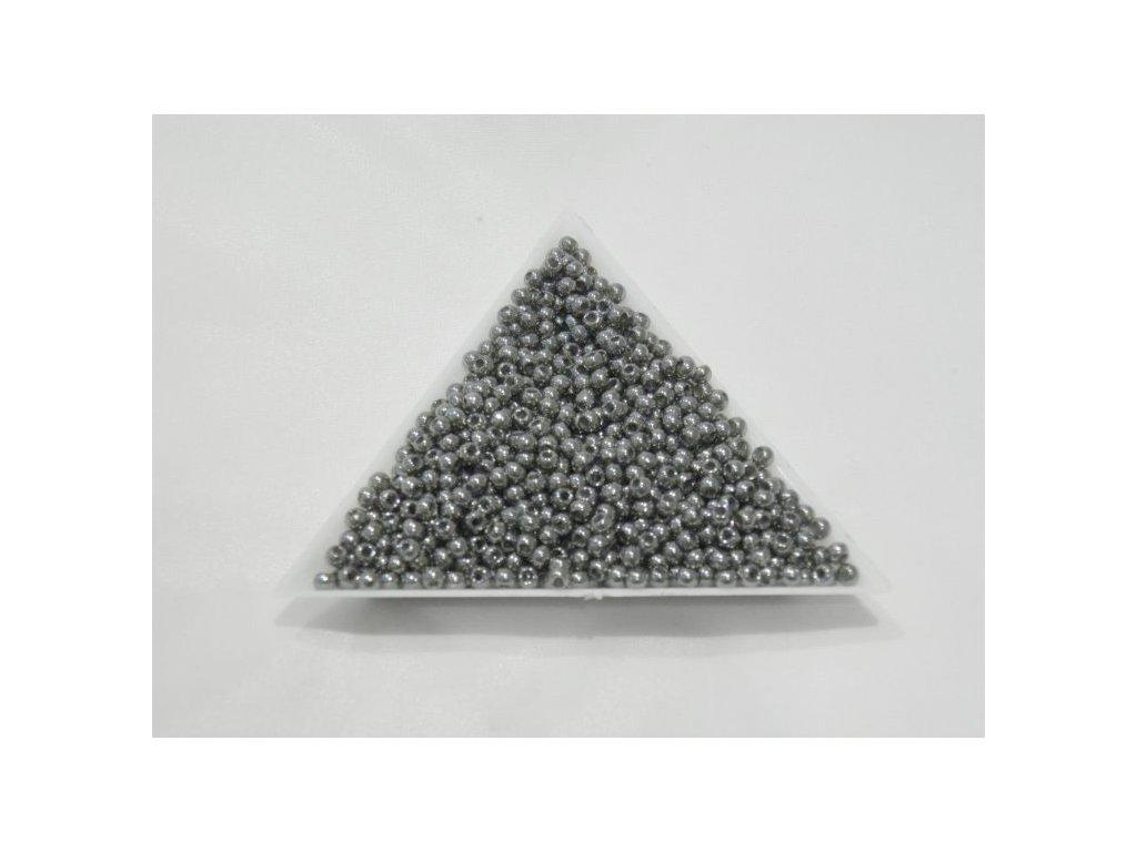 Korálky mačkané - rokajlové korálky 00030/27400 - 8/0 (3 mm)