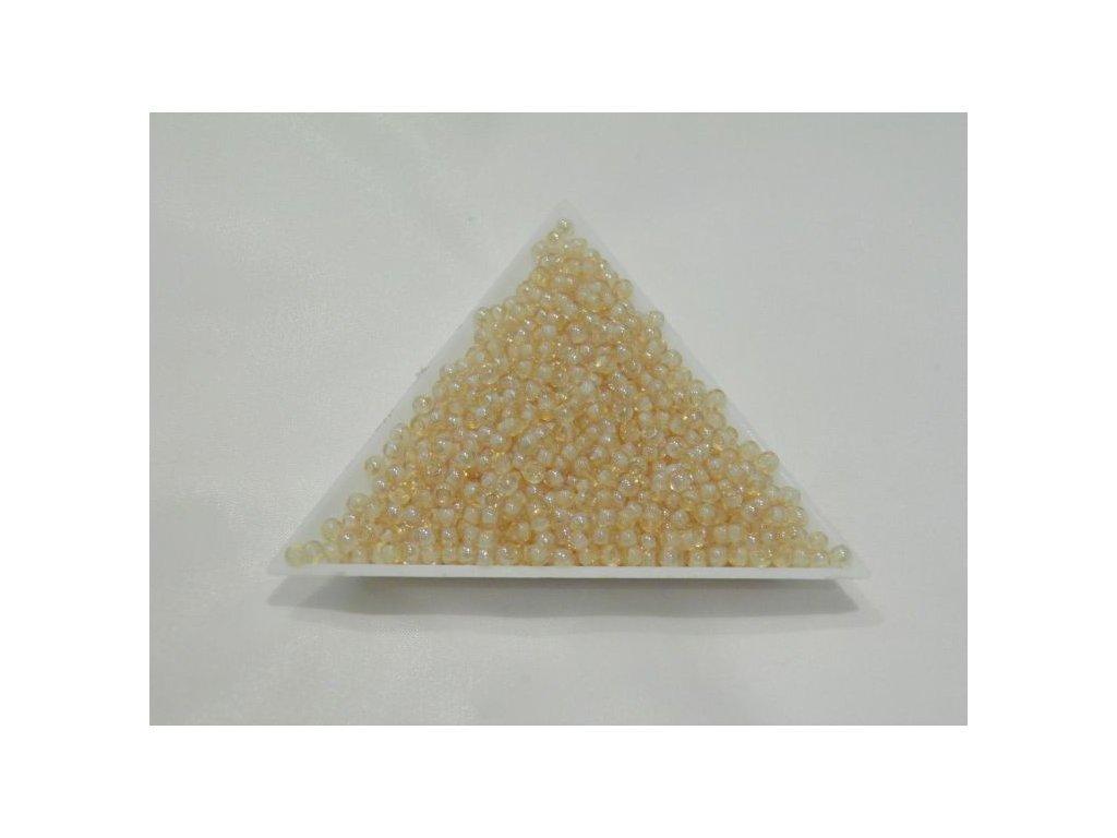 Korálky mačkané - rokajlové korálky LC00030 - 8/0 (3 mm)
