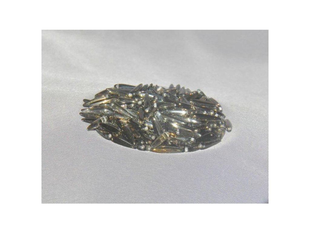 Korálky mačkané PRECIOSA Thorn™ 00030/22601