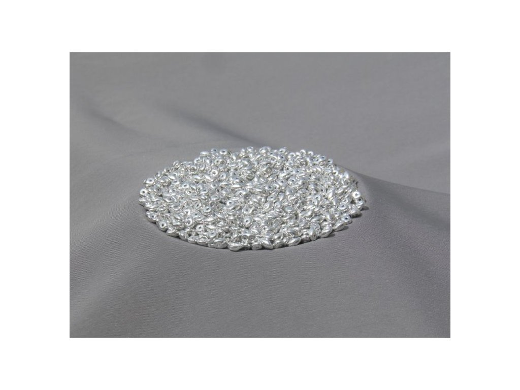Korálky dvoudírové - superduo 00030/27000