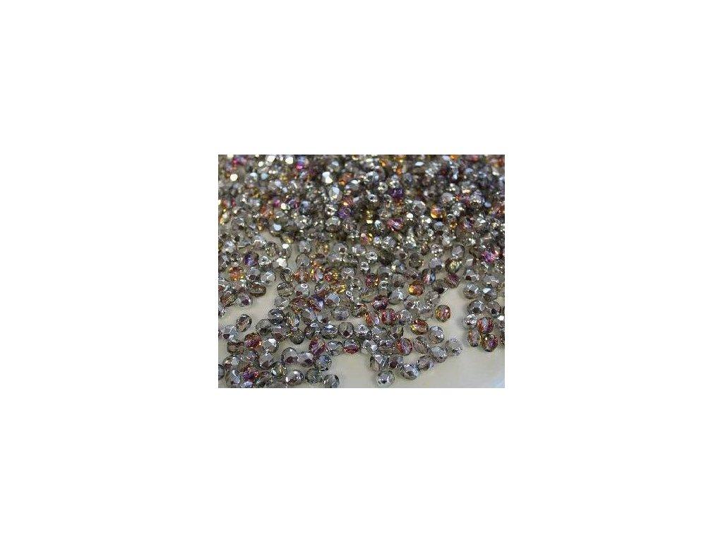 Korálky broušené - ohňovka 4 mm 00030/29942