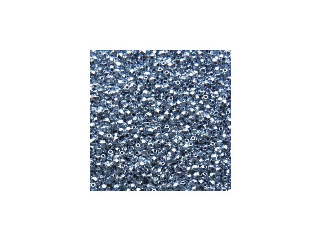 Korálky broušené - ohňovka 6 mm 00030/27000