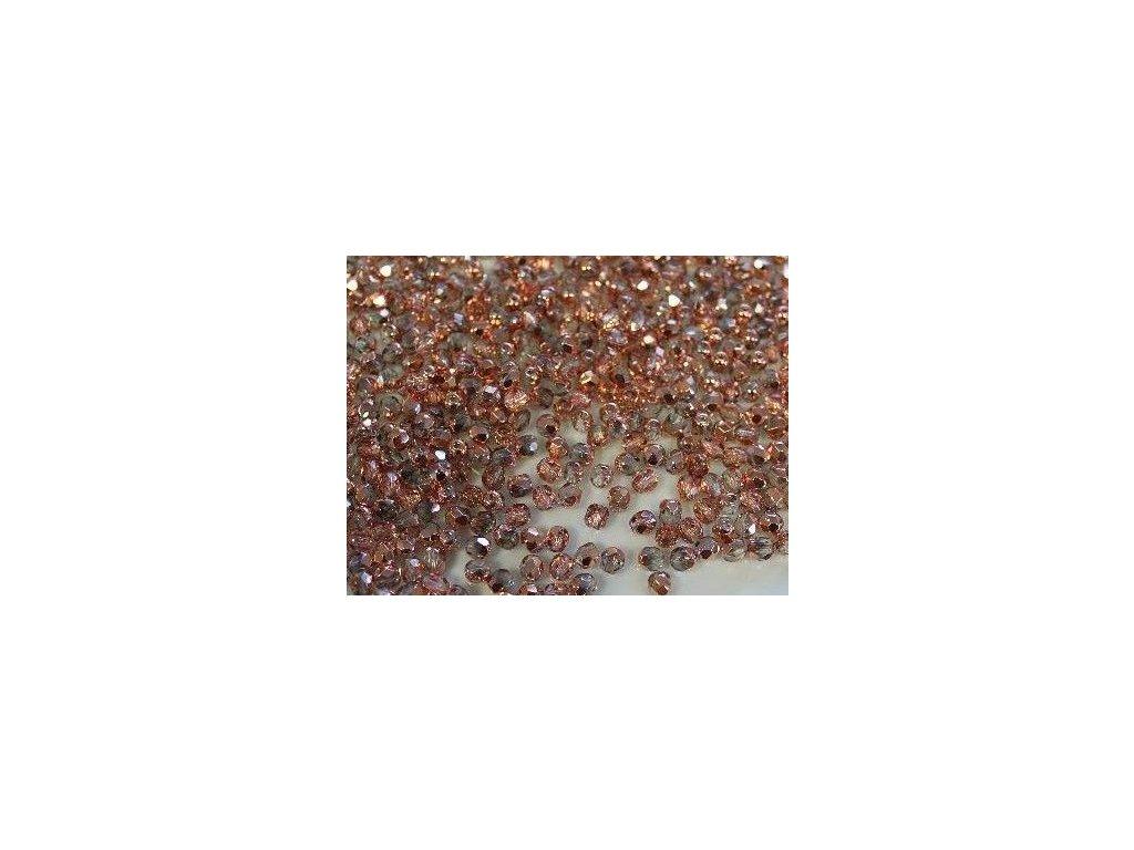 Korálky broušené - ohňovka 6 mm 00030/27101