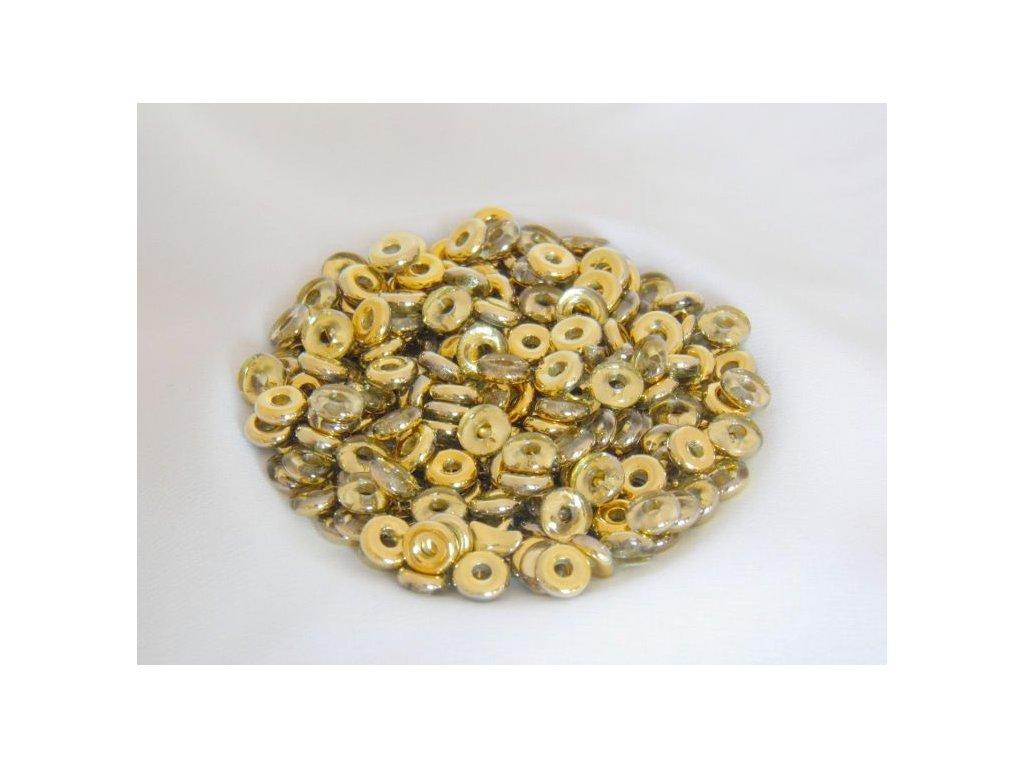 Korálky mačkané - kroužek 8 mm 00030/26441