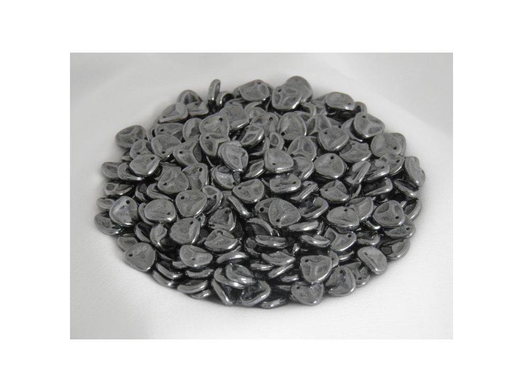 Korálky mačkané - Rose Petals 23980/14400