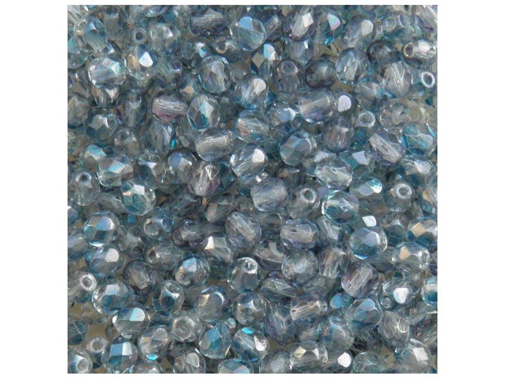 Korálky broušené - ohňovka 4 mm 00030/91007