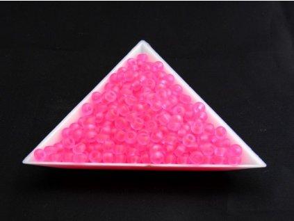 Korálky - rokajlové perličky NEON 38777 6/0