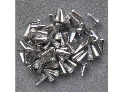 Korálky Spike Beads - trn 00030/27001 - 5 mm x 13 mm